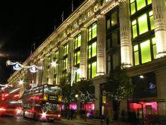 Selfridges | Attribution: Yuichi Shiraishi, Wikimedia Commons, CC BY-SA 2.0 | #Tags: Retailers, Best Of British, Quintessentially British, Great Britain, United Kingdom