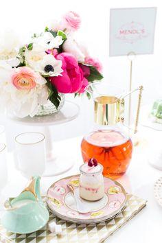 A Tea Party with BHLDN!