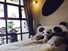 Hotel room in Taiwan