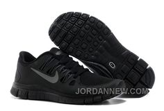http://www.jordannew.com/nike-free-50-mens-all-black-running-shoes-authentic.html NIKE FREE 5.0 MENS ALL BLACK RUNNING SHOES AUTHENTIC Only $47.34 , Free Shipping!