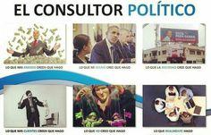 Viernes de #politips 👉 El consultor político 😃 #compol #Politica #estrategia