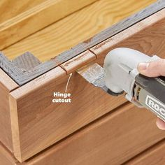 How to Build an Outdoor Storage Bench (DIY) | Family Handyman Garden Storage Bench, Storage Bench Seating, Backyard Storage, Bench With Storage, Diy Storage, Outdoor Storage, Wood Pallet Furniture, Diy Outdoor Furniture, Diy Furniture Projects