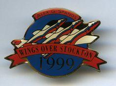 Snowbirds - Wings Over Stockton - 1999