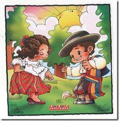 Busco - imagenes : Dibujos Bailes Chile, cueca, jota, Sau Sau, etc National Holidays, Mexican Art, Peru, Latina, Disney Characters, Fictional Characters, Mexico, Clip Art, Cartoon