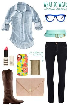What to wear to Alt Summit | The Sweetest Occasion