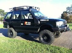 range rover p38 off road - Google Search