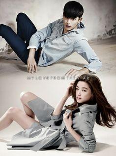 Kim Soo Hyun & Jun Ji Hyun