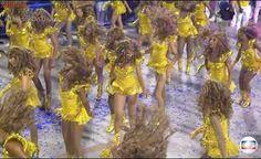 Unidos da Tijuca - ALA BEYONCÉ (Carnaval 2017) HD