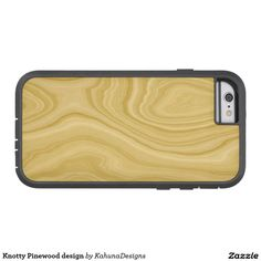 Knotty Pinewood design Tough Xtreme iPhone 6 Case