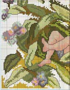 Gallery.ru / Фото #43 - Flower Fairies - risau