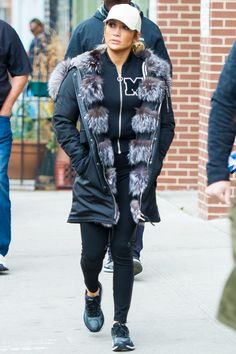 Jennifer Lopez's Most Envy-Inducing Street Style Looks - October 26, 2017 from InStyle.com