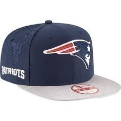 New Era 2016 9Fifty On Field Snapback Cap. PatriotasBoinasGorrosJugadores  Del New England PatriotsGorra ... 1e2602e8a03