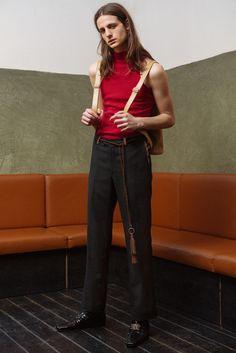 Model: Sean Cubito for The B. By Federico Barrazzo