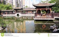 Arquitectura De Tang Imagen de archivo - Imagen: 33450911