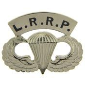 Jump Wings L.R.R.P. (Long Range Recon Patrol)