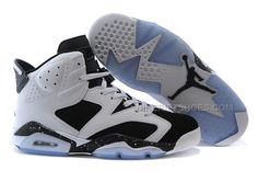 "http://www.nikeriftshoes.com/air-jordan-6-vi-retro-oreo-whiteblackblancnoir-for-sale.html AIR JORDAN 6 (VI) RETRO ""OREO"" WHITE/BLACK-BLANC-NOIR FOR SALE Only $90.00 , Free Shipping!"