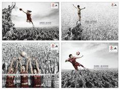 Beijing Olympics 2008   110 Creative Advertisement for Inspiration   10Steps.SG