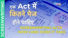 Screenwriting acts – 3 act structure – story structure tips – screenwriting. screenwriting tips. Screenwriting Acts How Long Does It Take. How many pages you write in each act of your movie screenplay in Bollywood. Also learn how much % of writing in each act for your feature film script or short film script or … Screenwriting Acts   Screenwriting Acts – How Long Does It Take   Screenwriting Tips & Myths   Hindi Read More » Screenplay Format, Movie Screenplay, Short Film Scripts, Story Structure, Screenwriting, Feature Film, Video Editing, Filmmaking, Acting