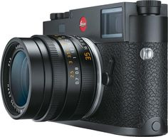 Above, Leica M10 (black chrome finish). The Leica M10 Full-frame Digital Camera goes back to its legendary analogue roots with Optical Viewfinder and Rangefinder http://www.photoxels.com/pr-leica-m10/