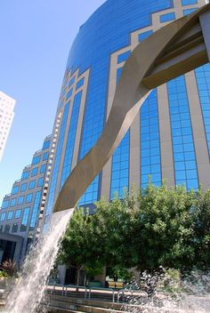Emerald City Fountain 2 by Ed Fogle | ArtWanted.mobi Where is THIS Emerald City?