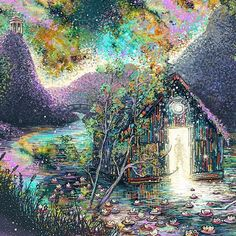 the waterlily house . James R. Eads