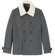 Manteau Balibaris / Shopping : 30 beaux manteaux pour homme / coat / winter