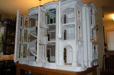 Italianate Victorian Doll House