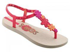 Ritmos Sandal | Ipanema, Grendha e Rider Ipanema Flip Flops, Beachwear, Hair Beauty, Wedges, My Style, Mexico, Pink, Stuff To Buy, Embellishments