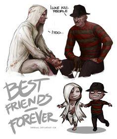EvilWithin-BestFriends! by InferaAl on DeviantArt