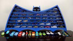 Hot Wheels display - Batmobile