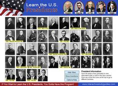 All American Presidents | the U.S. Presidents 1.0: Learn about each of the 44 U.S. presidents ...