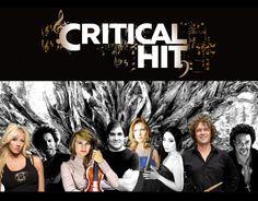 Critical Hit realiza uma empolgante versão Rock to tema de Tetris