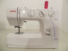 How to: clean your sewing machine tutorial #Janome