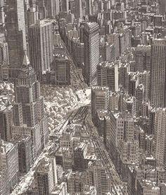 Stefan Bleekrode cityscapes