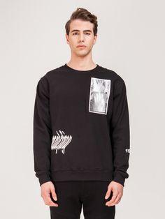 MISBHV , Antwerp Patch Kadın Sweatshirt #shopigo#shopigono17#shoponline#womenswear