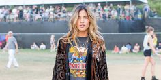 Lollapalooza 2015: Festival Street Style  - ELLE.com