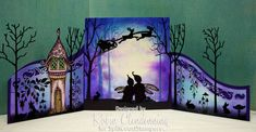 Night Before by Robin Clendenning #fairies #Lavinia #Bendicard