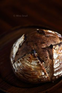 The Pearl's Walnut Levain |