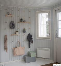 DIY for the hallway wall. Furniture, Room, Interior, Hallway Walls, Entry Hallway, New Homes, Home Decor, Home Diy, Interior Design