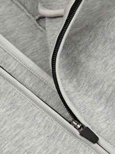 Melange jacket