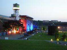 Ruhrgebietmitte hat KulturPOTTential - betreibt OSTWEST Kulturtransfer: Extraschicht sound collage, Bochum, Westpark