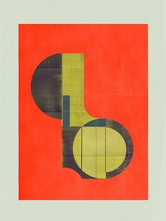 Jesús Perea / 2016 Abstract composition 854 Fine art print - 75 x 100 cm Limited edition (20) www.jesusperea.com