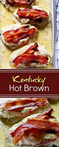 Kentucky Hot Brown,