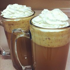 butterbeer to enjoy during a harry potter marathon :)