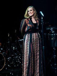 adele-music: Adele at Skavlan TV Show in Sweden. Laura Vandervoort, Kristin Kreuk, Christina Hendricks, Gal Gadot, Curvy Fashion, Plus Size Fashion, Women's Fashion, Adele Music, Plus Size Blog