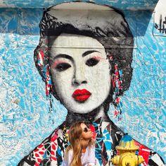 Lucas Warat contributed to Street Art on Fleck
