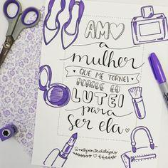 Tenha orgulho da mulher incrível que você se tornou! Parabéns, mulherada! 💁🏻♀️🧕🏻👮🏻♀️👷🏻♀️🕵🏻♀️👩🏻⚕️👩🏻🌾👩🏻🍳👩🏻🎓👩🏻🏫👩🏻🏭👩🏻💻👩🏻💼👩🏻🔧👩🏻✈️👩🏻🚀👩🏻⚖️👰🏻💜✏️ . Autor: @ondejazzmeucoracao  #napontadolapis #frases #lettering #letteringbr #typo #typography #handlettering #nanquim #desenho #draw #letras #pen #brushpen #paper #arte #art #design #caligrafia #parede #chalkboard #bomdia #goodmorning #quinta #thursday #diainternacionaldamulher #8M #8demarço
