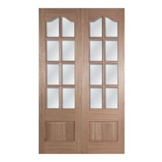 At Emerald, we offer superior quality internal French doors for your home. Our OAK French doors are affordable, reliable and stylish. Internal Double Doors, Timber Flooring, Beveled Glass, Door Design, Hardwood, Shelves, Interior, Room, House