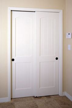 Sliding Closet Doors For Bedroom. Where can I get these?