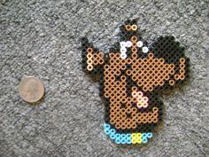 Scooby Doo Perler Beads | Scooby Doo.